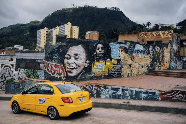 Así miran los chinos a Colombia