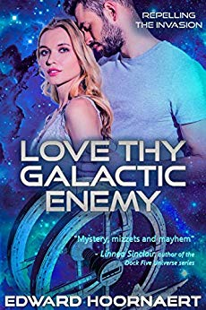 Love Thy Galactic Enemy by Edward Hoornaert