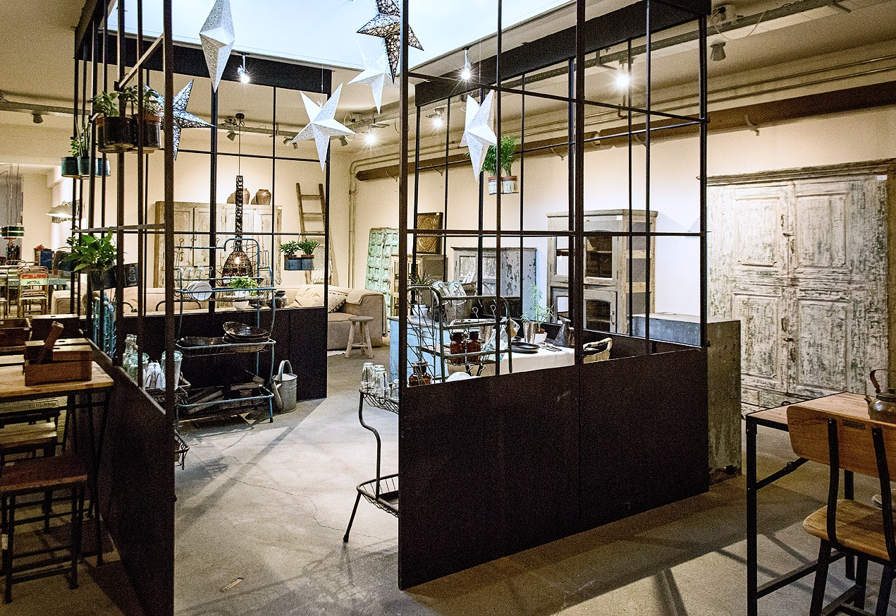 Raw Materials, Amsterdam, sisustusliike, sisustus, sisustaminen