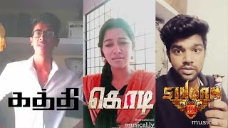 EXCLUSIVE Latest Tamil Dubsmash – Mirnalini