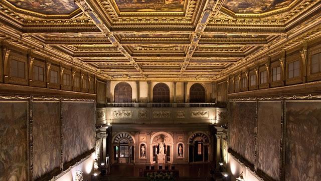 Palácio Vecchio em Florença