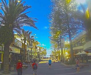 Cavill Mall Surfers Paradise 2012