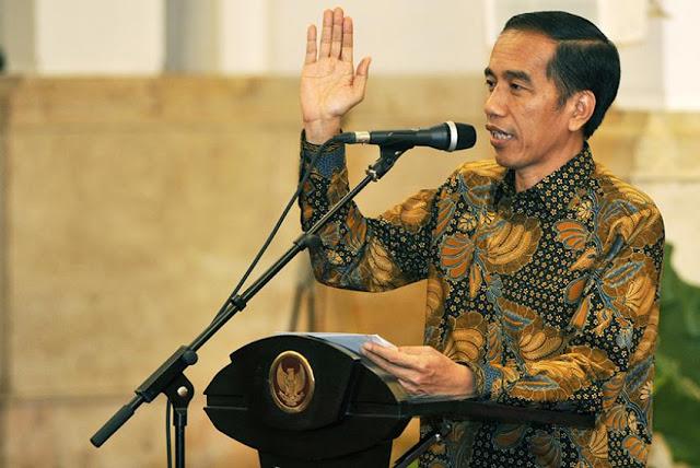 Gaji PNS Muslim Dipotong, Jokowi: Masih Wacana, Jangan Dipolemikkan