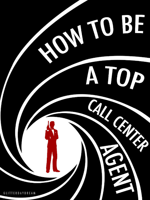 Glitter Daydream: TRICKS OF THE TRADE: HOW TO BE A TOP CALL CENTER AGENT
