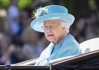 Pesan Ratu elizabeth untuk korban tsunami