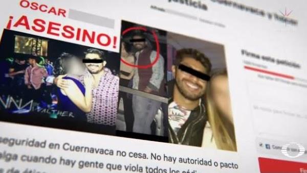 Presunto asesino de joven en antro de Cuernavaca tendría vínculos con el narco
