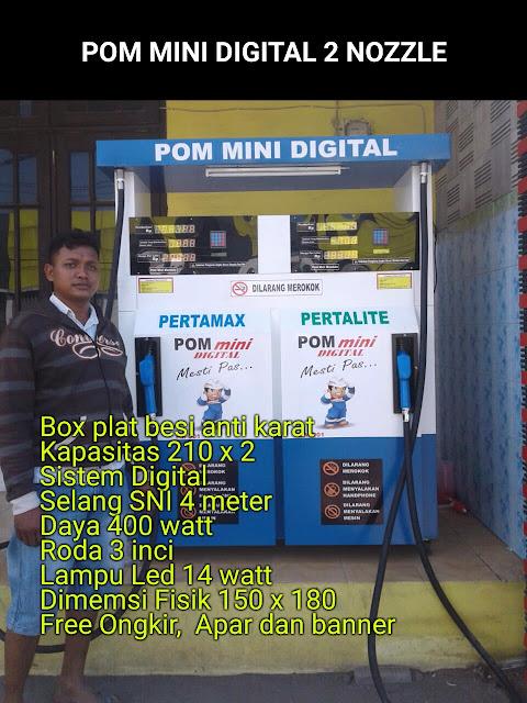 pom mini digital terbaik