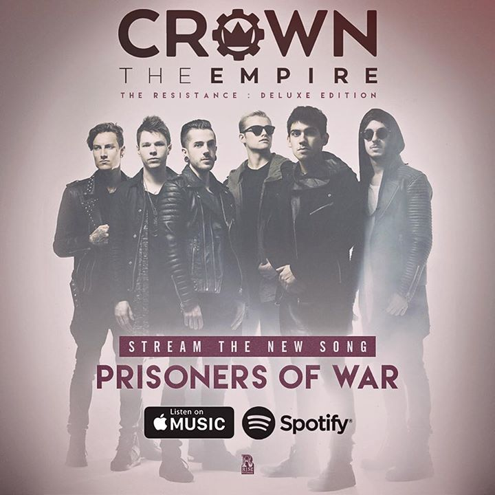 I am Athur Tura: Crown The Empire - Prisoners Of War