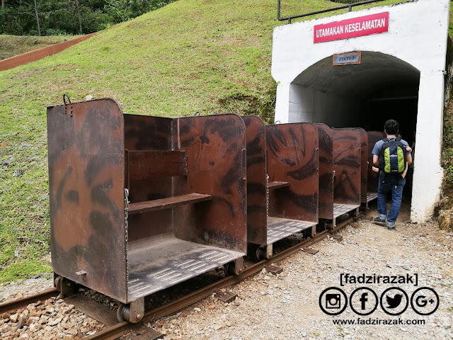 Tempat Menarik Di Pahang Terowong Sungai Lembing