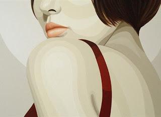 contemporáneas-pinturas-de-rostros-femeninos mujeres-pinturas-contemporaneas