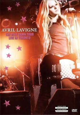 Baixar Torrent Avril Lavigne - The Best Damn Tour Live In Toronto Download Grátis