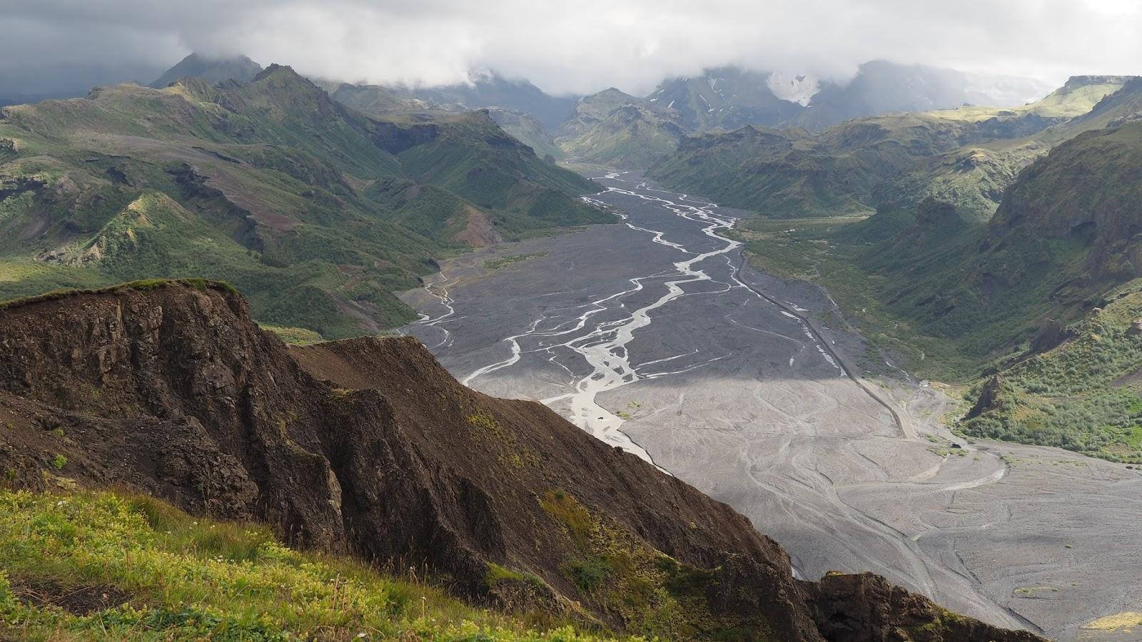 Thorsmork, park narodowy Islandia, zwiedzanie Islandii