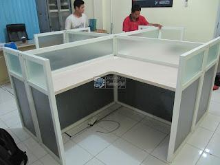 Meja Partisi Kantor Terbaru 2019