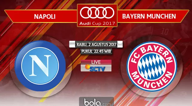 NAPOLI VS BAYERN MUNICH HIGHLIGHTS AND FULL MATCH