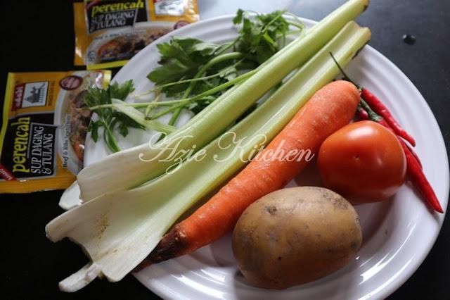 Sup Tulang Yang Mudah dan Sedap