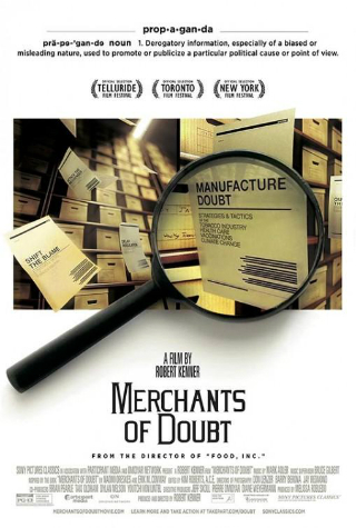 Merchants of Doubt [2014] [DVDR] [NTSC] [Subtitulado]