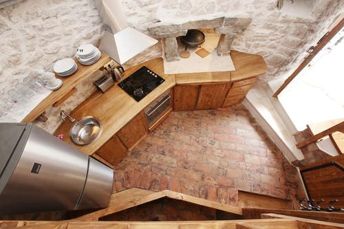 08-Kitchen-from-above-Architecture-Live-in-your-own-Tower-www-designstack-co