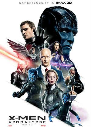 Baixar Filme X-Men: Apocalipse Legendado