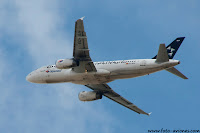 Airbus A320 / EC-ILH