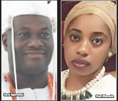 VERY INTERESTING! OONI OF IFE'S WIFE, YEYELUWA OLORI WURAOLA CELEBRATES HER BIRTDAY IN STYLE... CHECK THE LOVELY PHOTOS