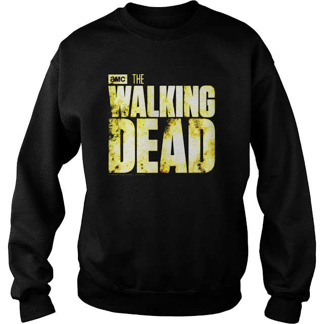 The Walking Dead Sweatshirt Sweater Us Uk Amazon For Men Women
