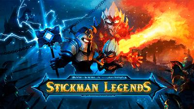 Stickman Legends Shadow Wars