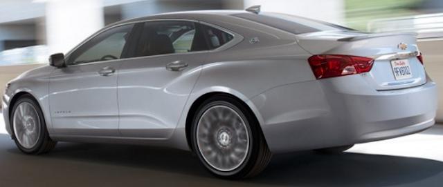 2017 Chevrolet Impala Review