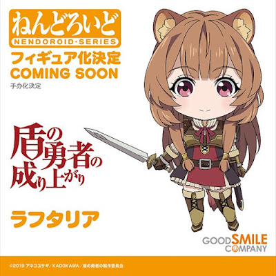 The Rising of the Shield Hero Nendoroid Raphtalia