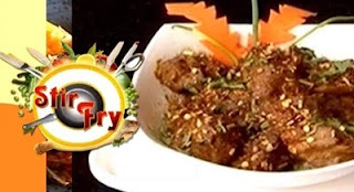 Stir Fry 23-07-2017 | Food Show | Peppers TV