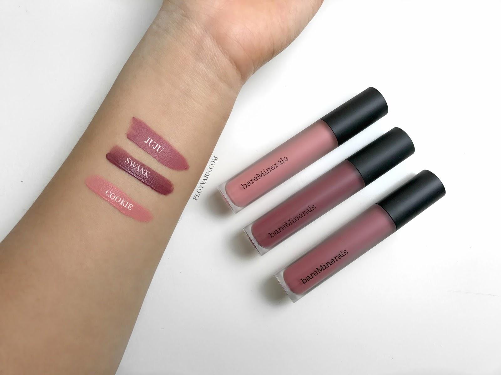 Gen Nude Liquid Lipstick by bareMinerals #18