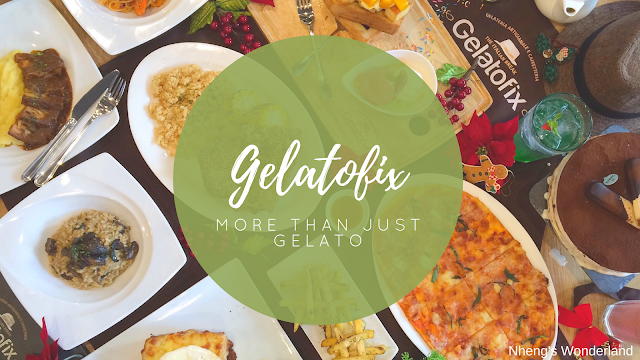 Gelatofix: More Than Just Gelato