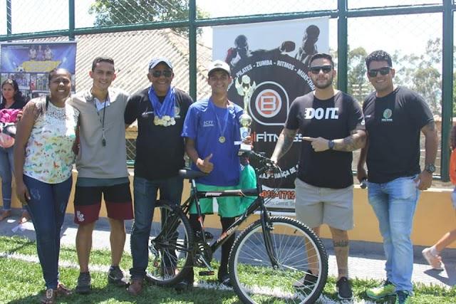 Senador Canedo: Campeonato de Futebol tem final com sorteio de brindes