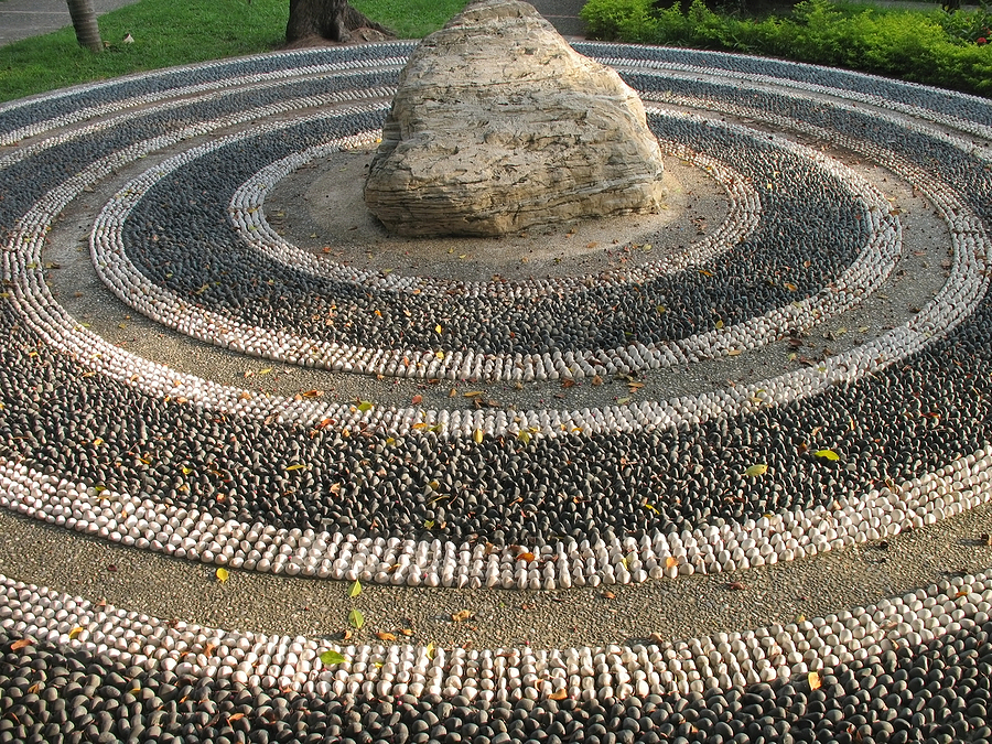 Foot Chi for All A Reflexology Path for Your Garden