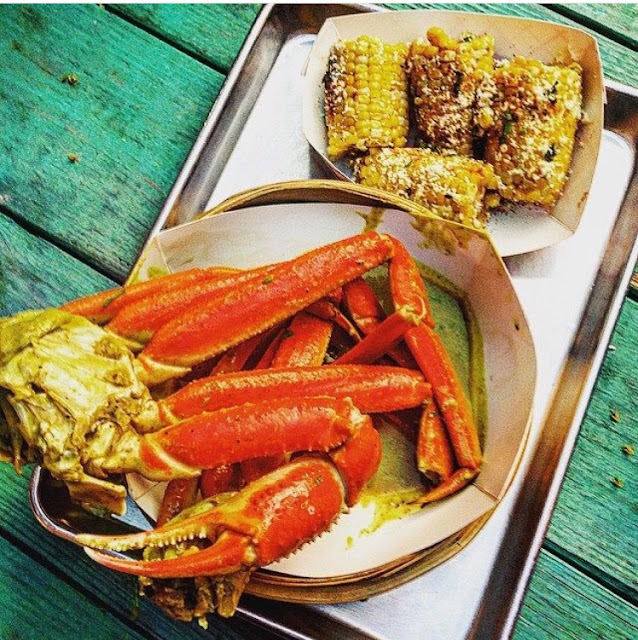 5 NYC Seafood Restaurants, Eating Fabulously, Christopher Stewart,