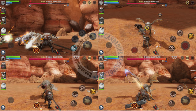 Huning era Unreal Engine 4 Release Android mobile