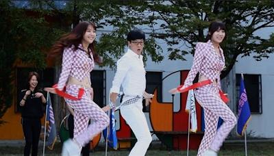 yoo jae seok dance