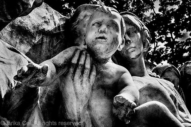 Trieste, Statua imperatrice Elisabetta d'Asburgo