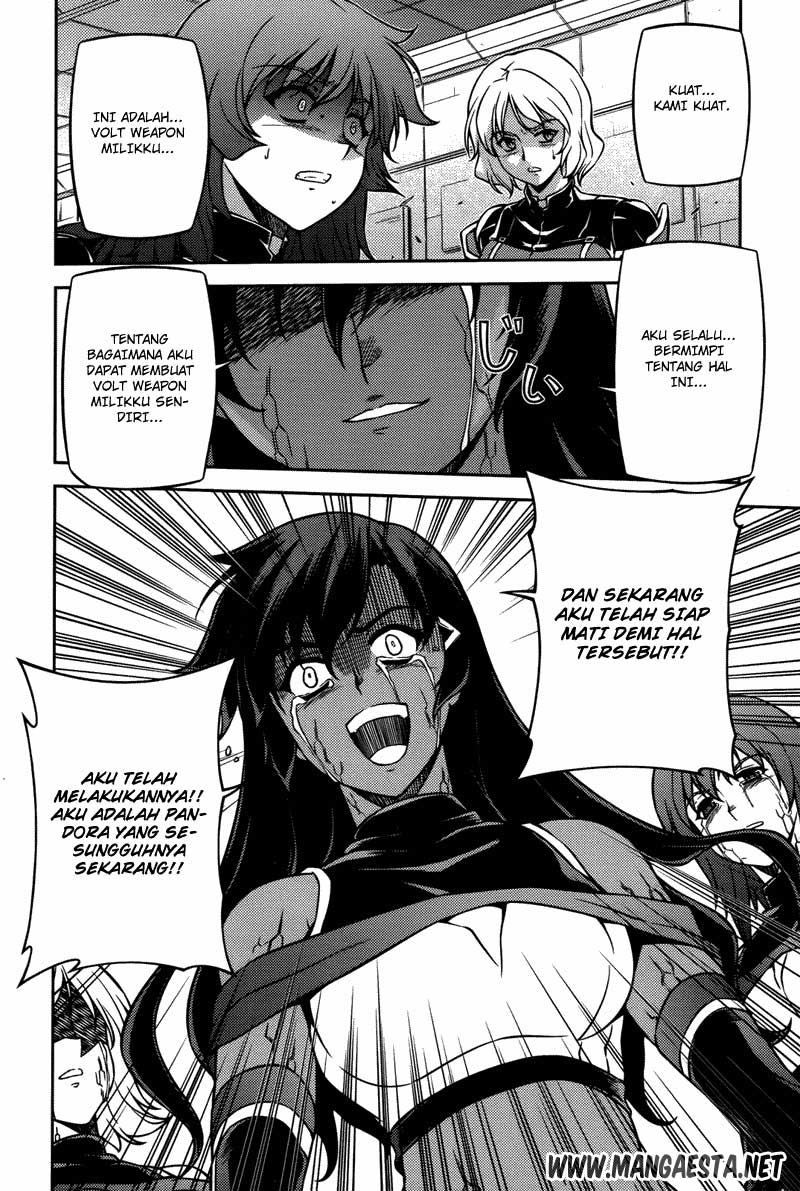 Freezing chapter 68 Bahasa Indonesia