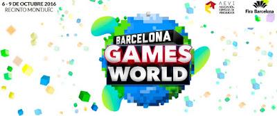 Barcelona Games World