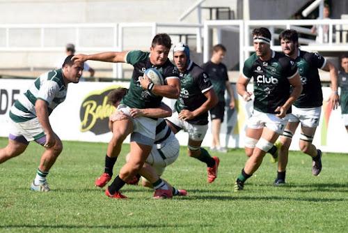 Tucumán Rugby el primer semifinalista