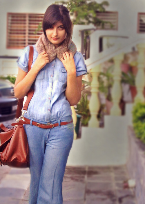 Latest Jeans Fashion 2012 For Girls In India-4766