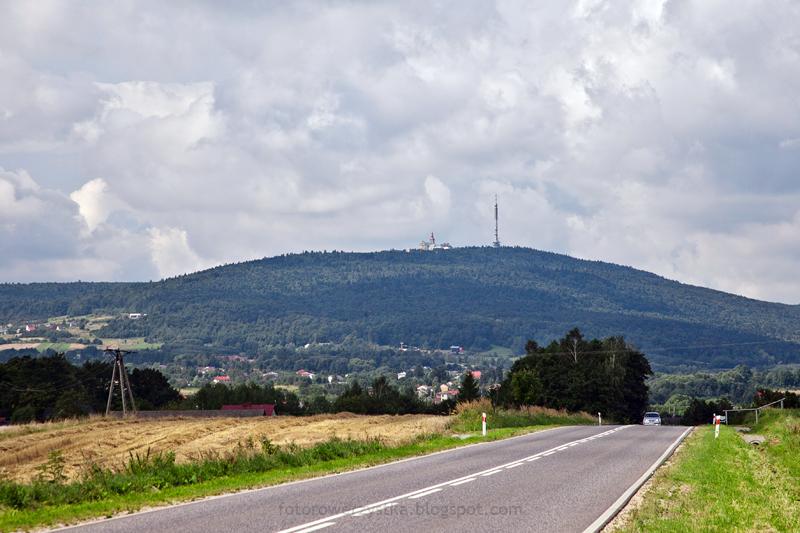 Święty Krzyż, Łysa Góra, Łysiec, świętokrzyskie, góry, Świętokrzyski Park Narodowy