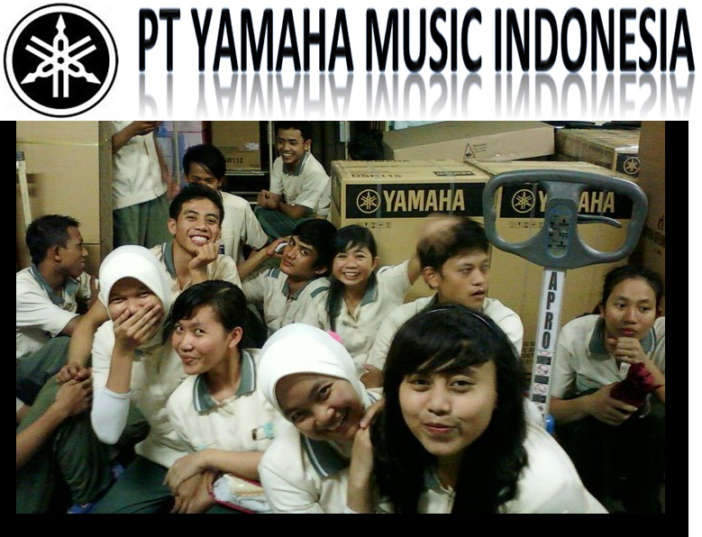Lowongan Kerja Paling Terbaru PT. Yamaha Music Kawasan MM2100