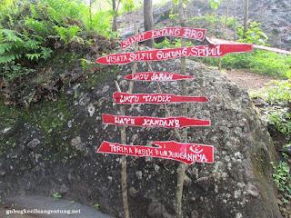 lokasi gunung sepikul