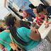 Equipe do projeto social Unidos pela Fé, mantido por Lidio Lopes atende em Água Clara