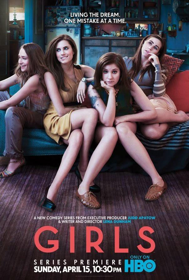 Girls – Todas as Temporadas Dublado / Legendado (2012)