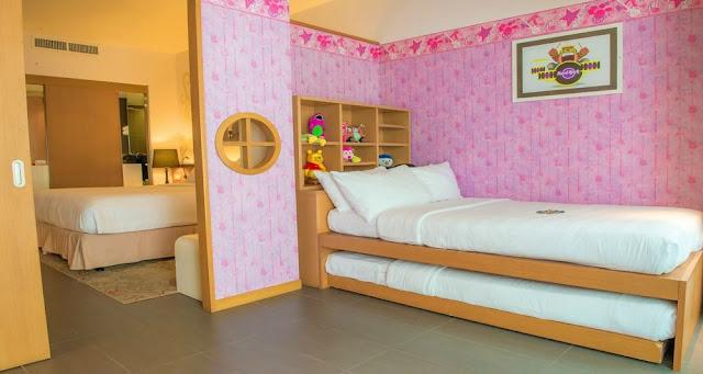 Hotel menarik untuk bawa anak-anak di Pulau Pinang