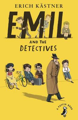 Book cover for Erich Kästner's Emil and the Detectives in the South Manchester, Chorlton, and Didsbury book group