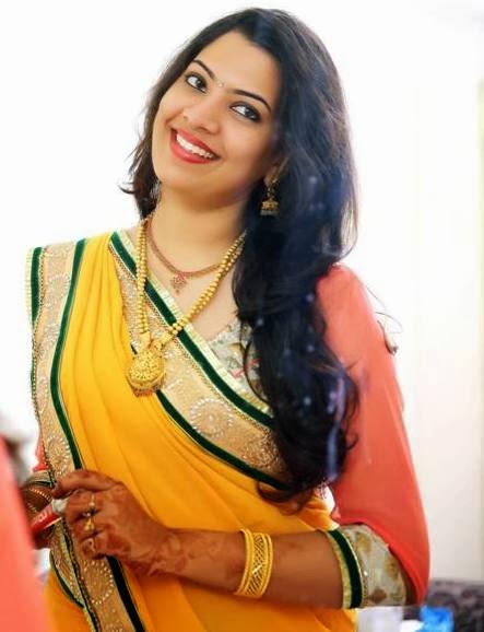 Geeta Madhuri Nakshi Long Set Jewellery Designs
