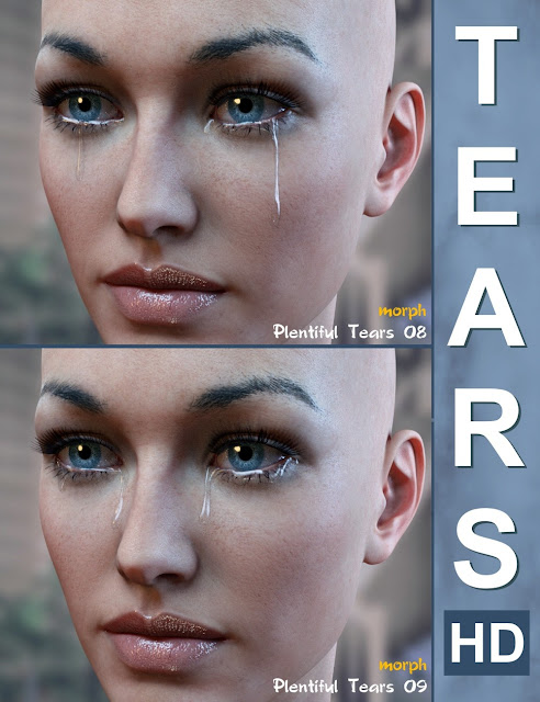 Tears HD Plentiful Tears